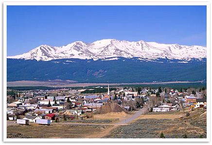 Leadville Mountains