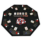 Trademark Poker Texas Traveller Table Top